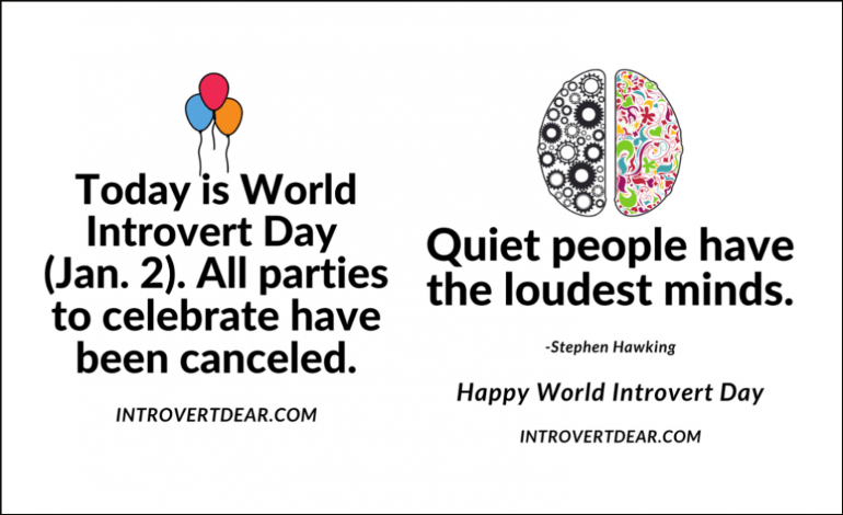 World Introvert Day gallery