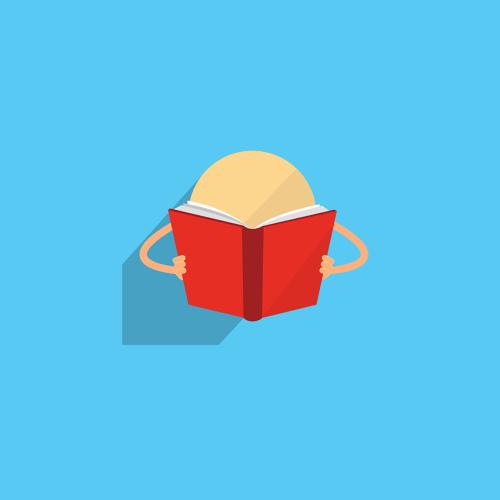 """Shhh, reading."""