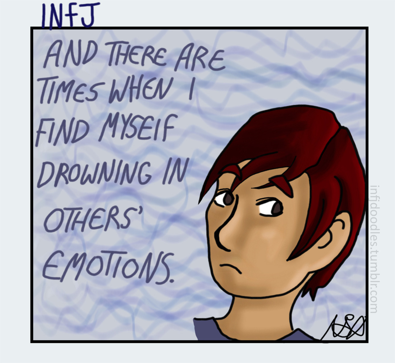 From INFJ Doodles