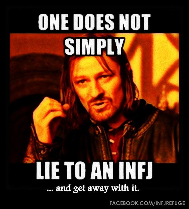 21 signs you're an INFJ personality type {told in pictures ...