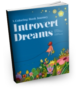 Introvert Dreams book cover