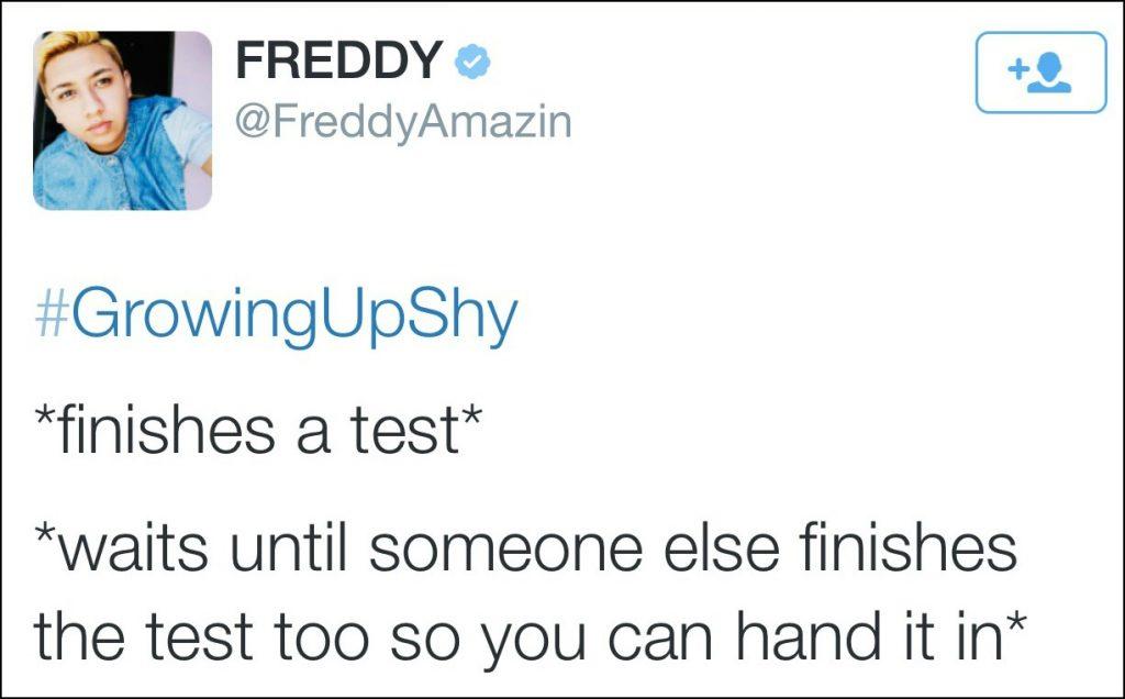 finishes test