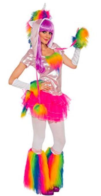 IntrovertDear.com INTJ Halloween costumes ENFP unicorn