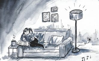 IntrovertDear.com Debbie Tung comics introvert