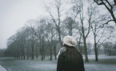 An introvert struggles with the winter blues.