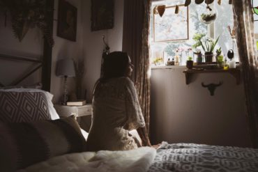 an introvert feels sehnsucht