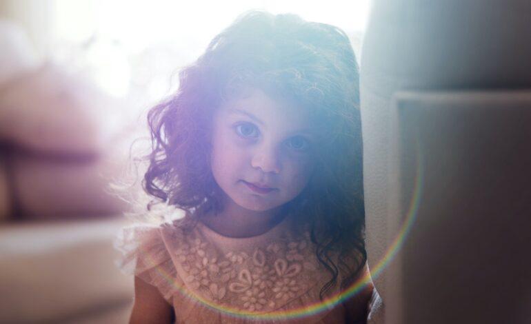 a highly sensitive child