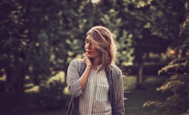 A woman considers how she's becoming more introverted with age.