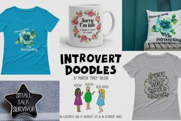 A collection of some of the best gifts for introverts.