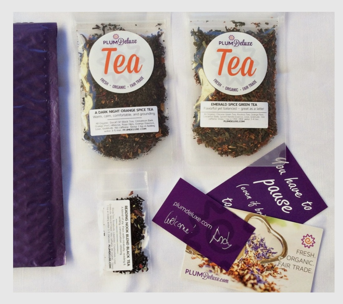 gifts for introverts tea club