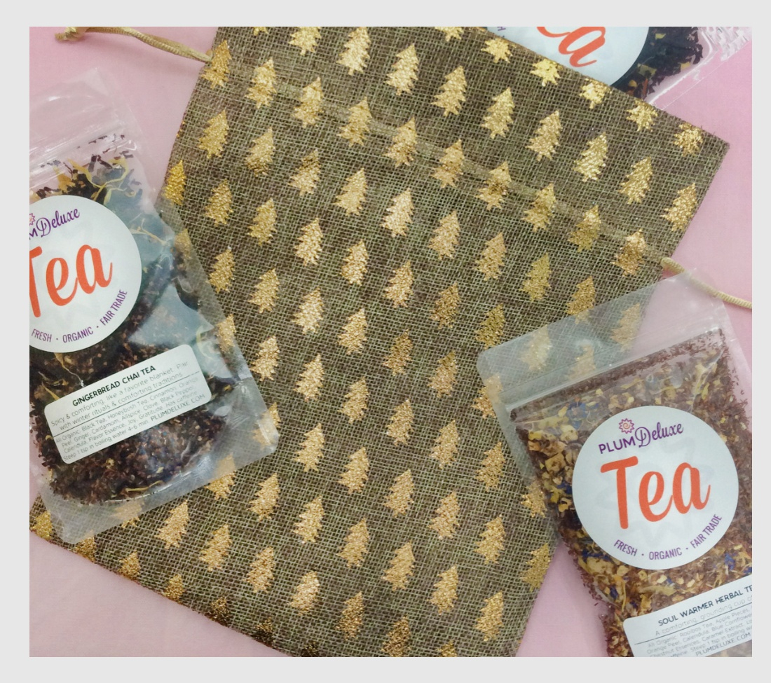 gifts for introverts tea sampler