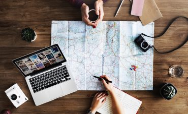 an INFJ makes travel plans