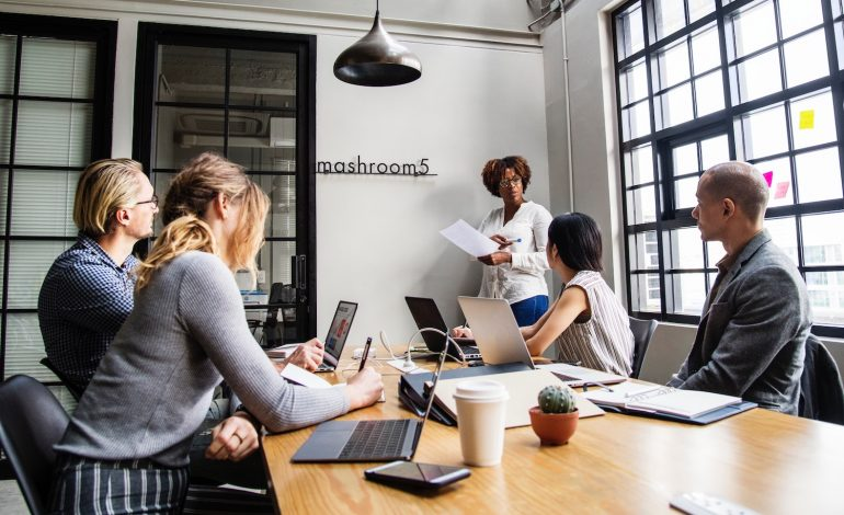 an introvert-friendly meeting