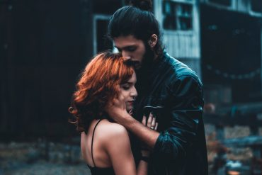 an INFJ personality and a sociopath embrace