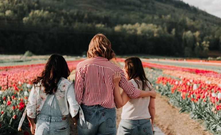 three introverts have a fulfilling social life