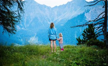 an introverted parent avoids socializing with other parents