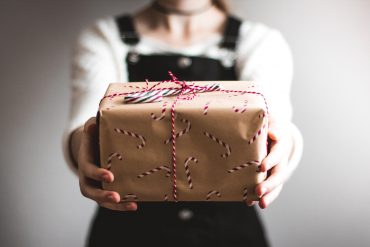 someone gives an introvert a gift