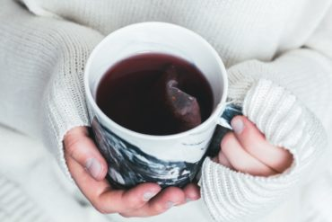 a cup of tea represents an introvert