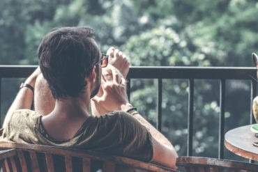 an introvert deepens his quiet time