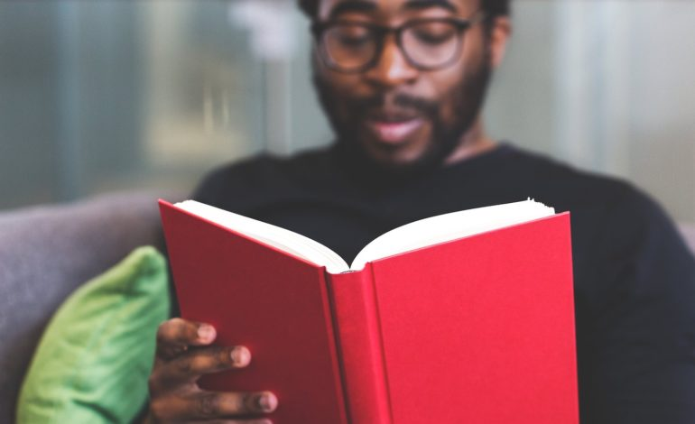 an introvert feels validated by the words he reads