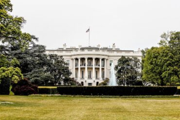 the White House which represents introvert Jill Biden