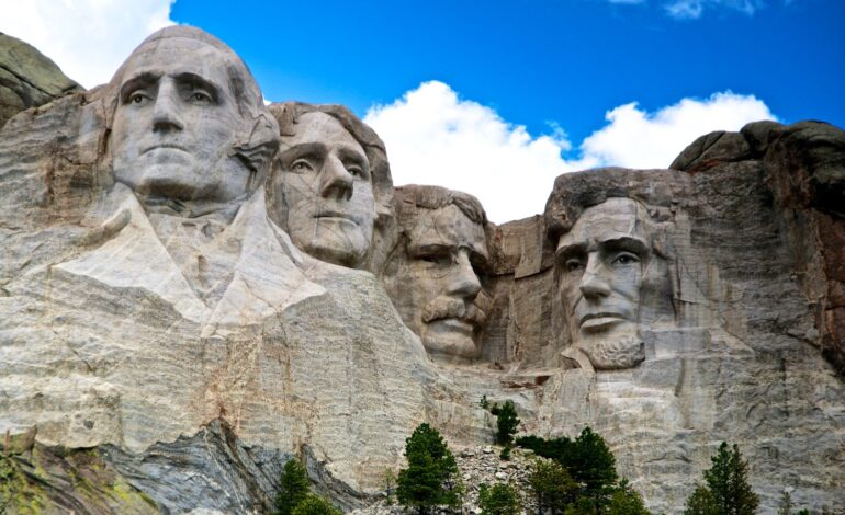 Mt. Rushmore represents United States presidents who were introverts