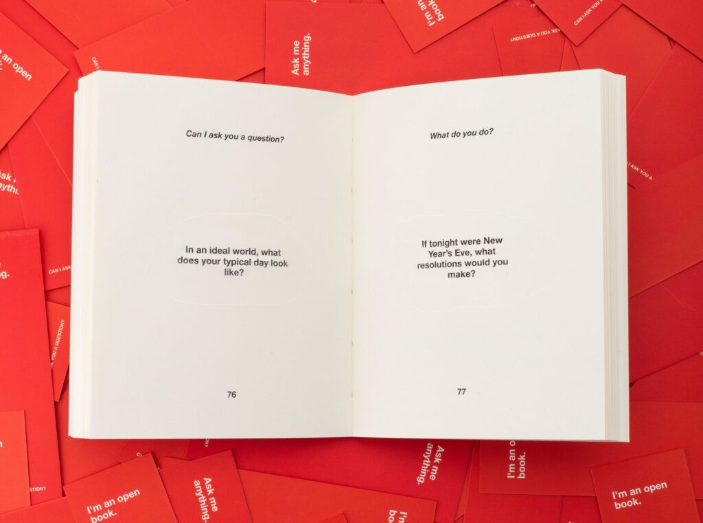 best gifts for introverts Can I ask you a question book