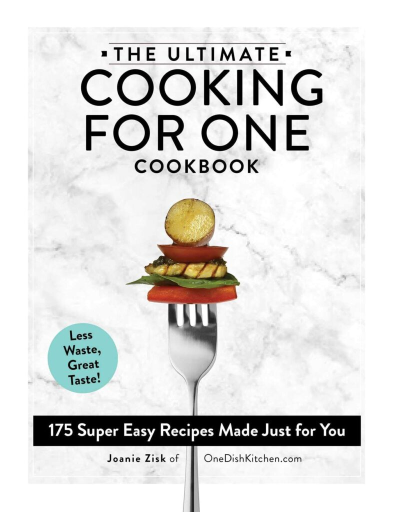 best gifts for introverts cooking for one cookbook