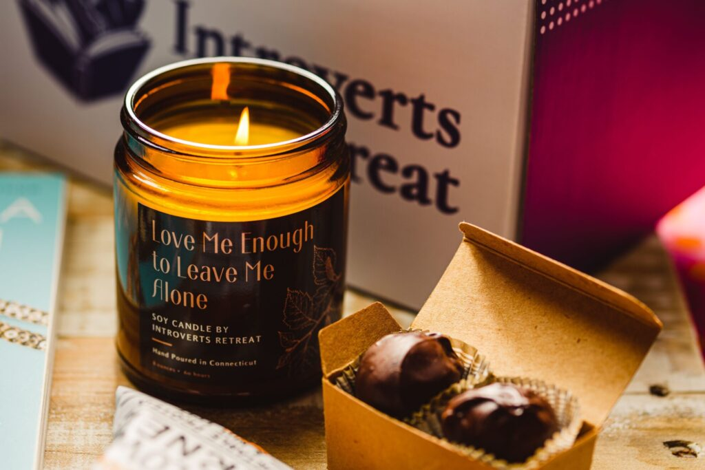 best introvert gifts introverts retreat subscription box