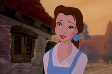 Belle from Beauty and the Beast represents an INFP character